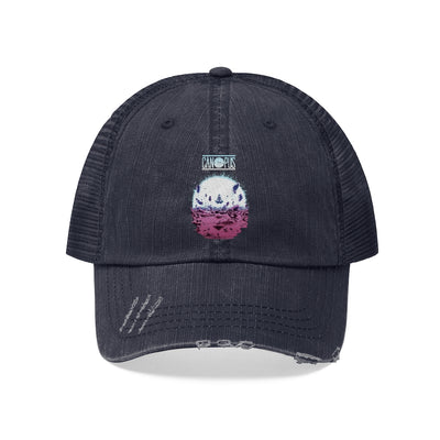 Canopus (Meditate Design) - Unisex Trucker Hat