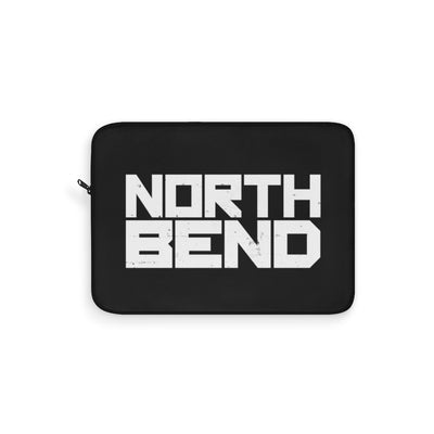 North Bend (Logo Design) - Laptop Sleeve
