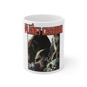 Planet Caravan (Silverbax Design) - 11oz Coffee Mug