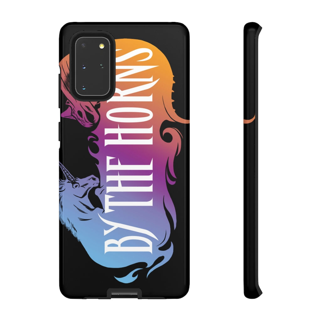 By The Horns (Logo Design) - Tough Phone Cases (iPhone & Android)