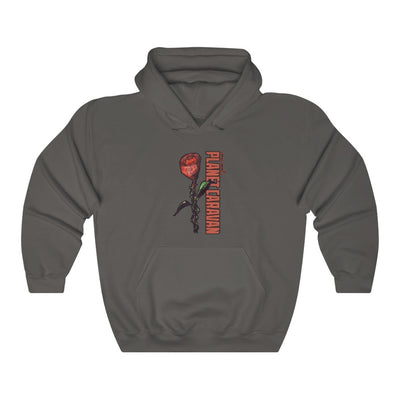 Planet Caravan (Rose Design) -  Heavy Blend™ Hooded Sweatshirt