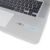 Soulstream (Logo Design) - Kiss-Cut Stickers
