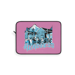 Headless (Group Design) - Grey Laptop Sleeve