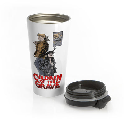 Children Of The Grave (Group Design) - Stainless Steel Travel Mug