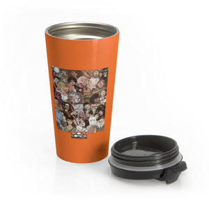 Scout Comics (Group Design) - Stainless Steel Travel Mug