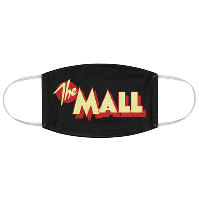 The Mall (Squad Logo) - Fabric Face Mask