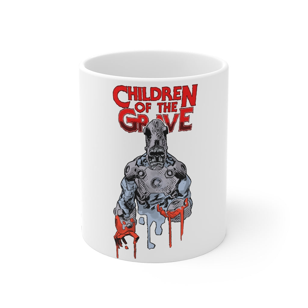 Children Of The Grave (Drip Design) - 11oz Coffee Mug