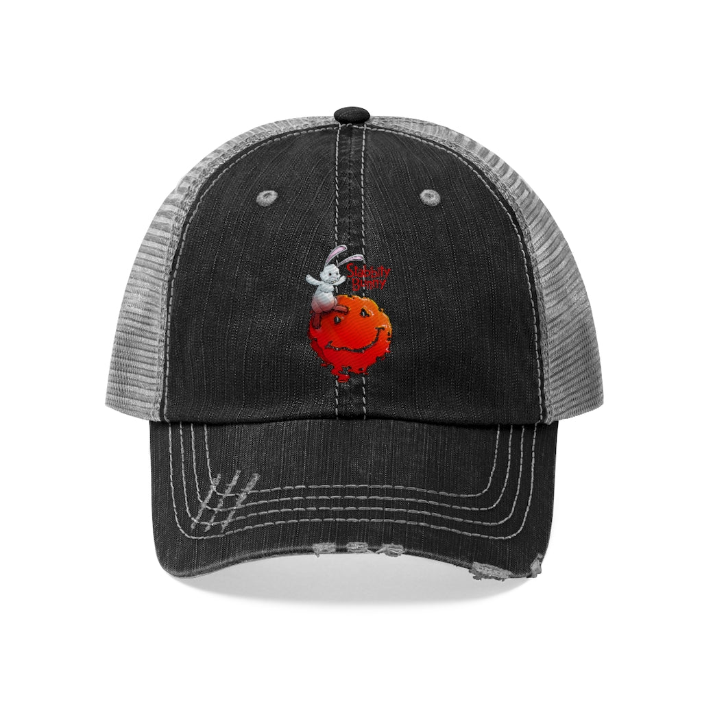 Stabbity Bunny (Issue One Cover Design) - Unisex Trucker Hat