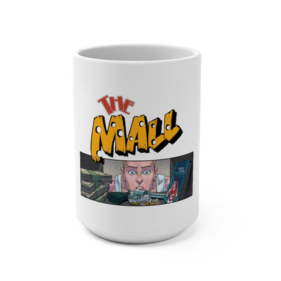The Mall (Safe Design) -  White Mug 15oz