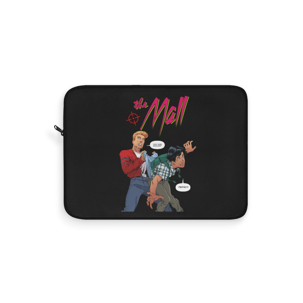 The Mall (Wedgie Design) - Laptop Sleeve