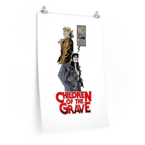 Children Of The Grave (Group Design) - Poster