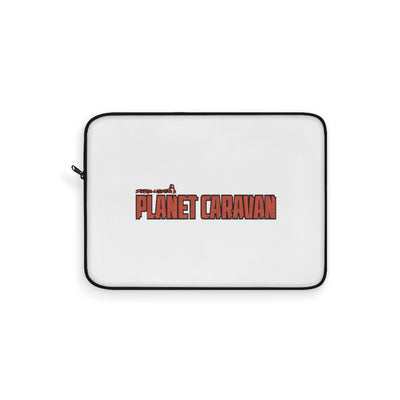 Planet Caravan (Logo Design) - Laptop Sleeve