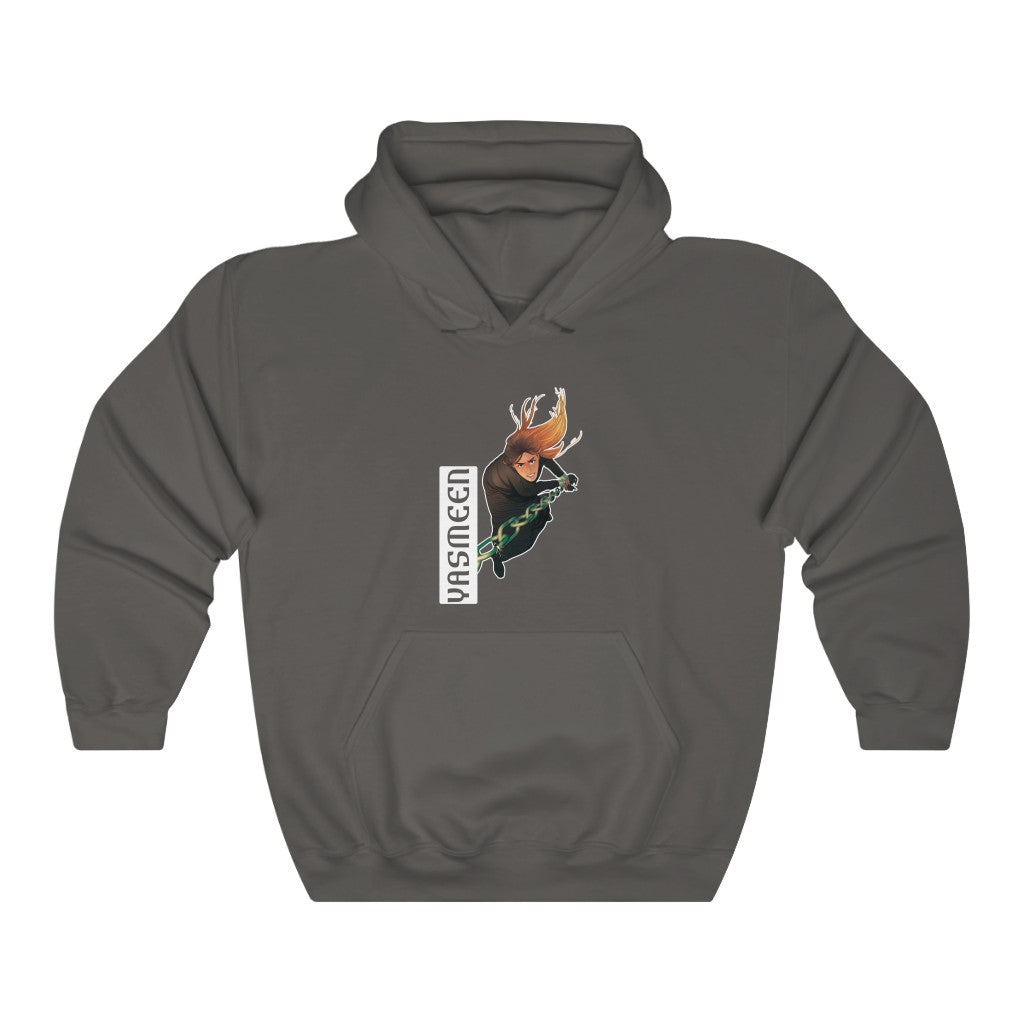 Yasmeen (Chain Design) - Heavy Blend™ Hooded Sweatshirt