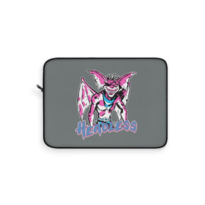 Headless (Gremlin Design) - Grey Laptop Sleeve