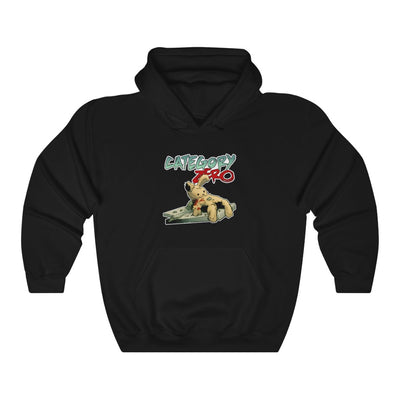Category Zero (Teddy Bear Design)  -  Heavy Blend™ Hooded Sweatshirt