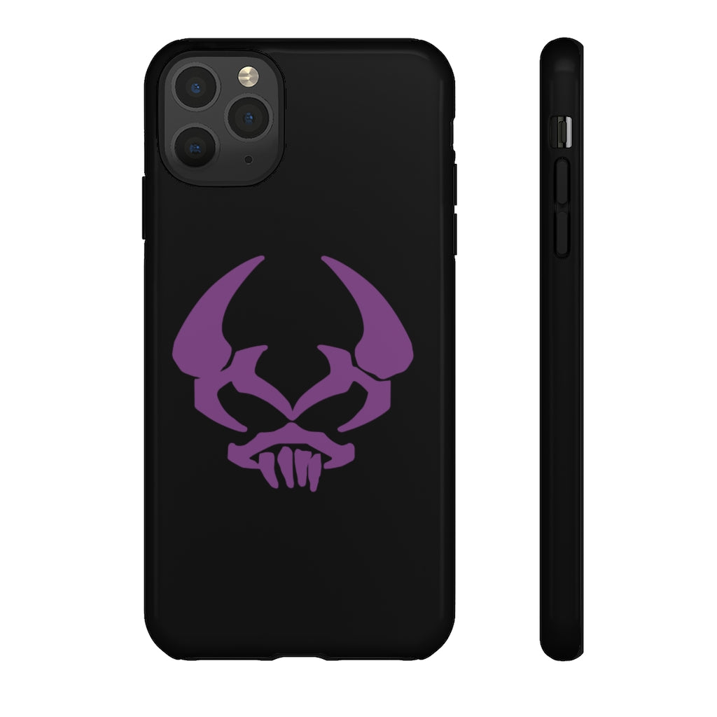 By The Horns (Horn Hunter Symbol) - Tough Phone Cases (iPhone & Android)