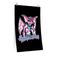 Headless (Gremlin Design) - Poster