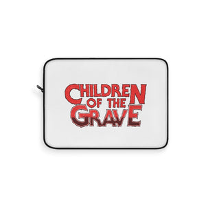 Children Of The Grave (Logo Design) - Laptop Sleeve