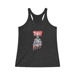 Children Of The Grave (Drip Design) - Women's Tri-Blend Racerback Tank
