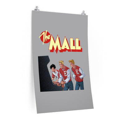 The Mall (Arcade Design) - Poster