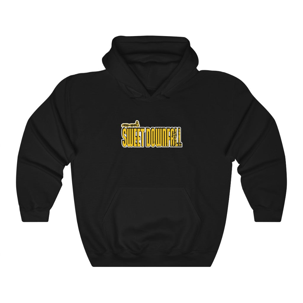 Sweetdownfall (Logo Design) - Heavy Blend™ Hooded Sweatshirt
