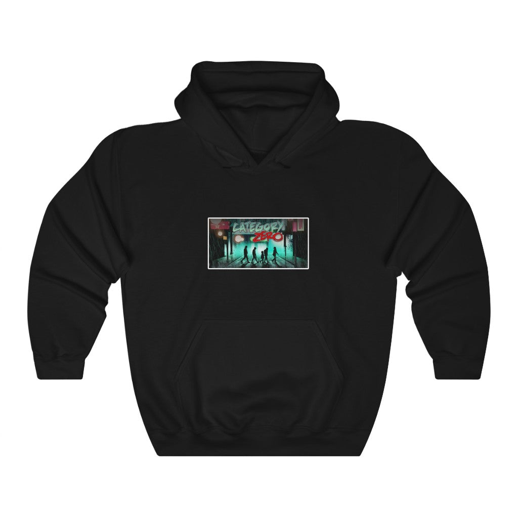 Category Zero (Group Design)  -  Heavy Blend™ Hooded Sweatshirt