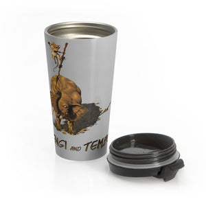 Sengi and Tembo - Stainless Steel Travel Mug