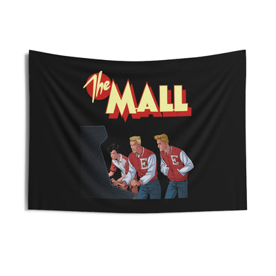The Mall (Arcade Design) - Indoor Wall Tapestries