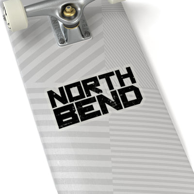 North Bend - Kiss-Cut Stickers