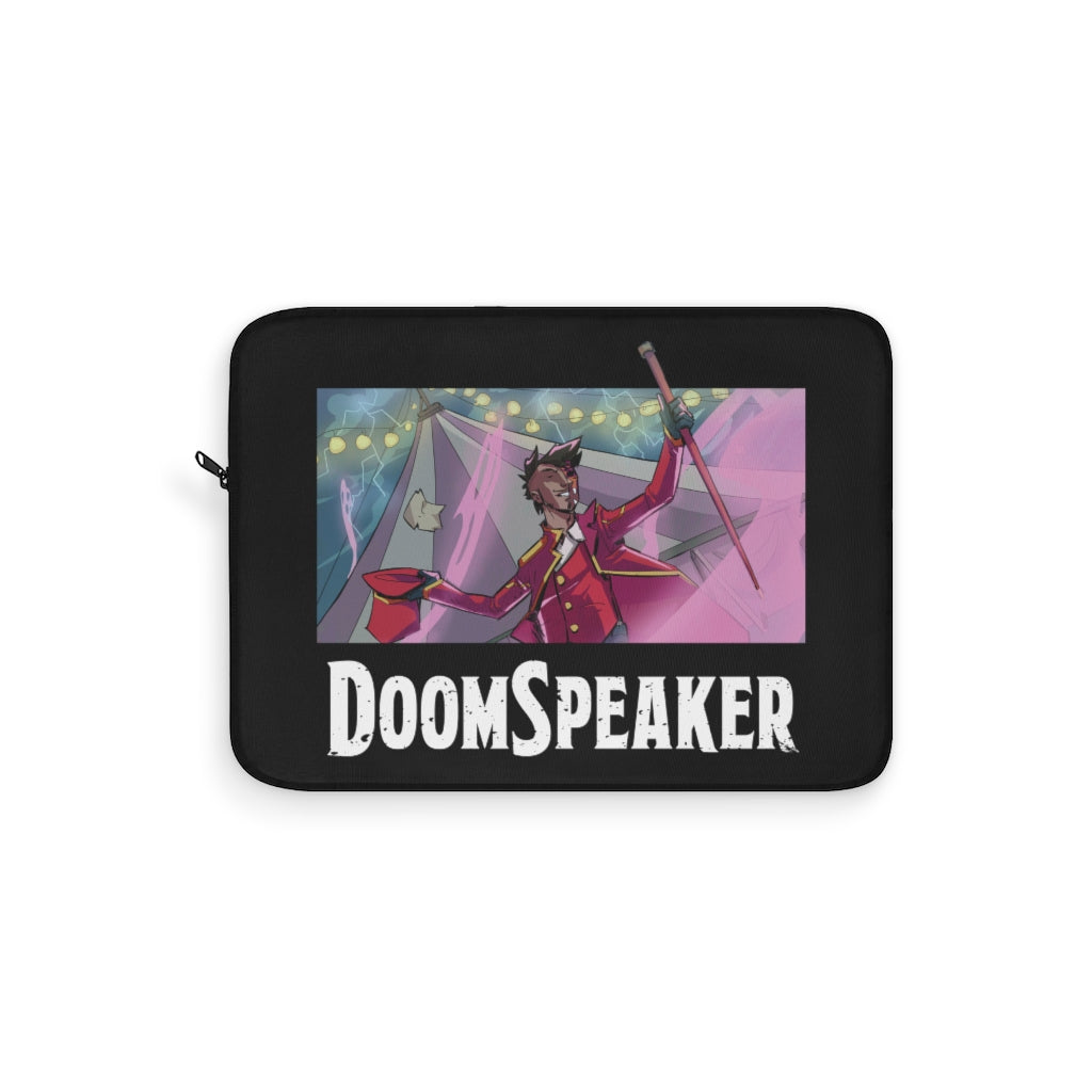 Doom Speaker (Design) - Laptop Sleeve