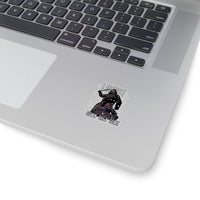 Locust (Down They Come Design) - Kiss-Cut Stickers