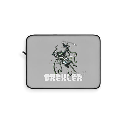 Drexler (Monster Design) - Grey Laptop Sleeve