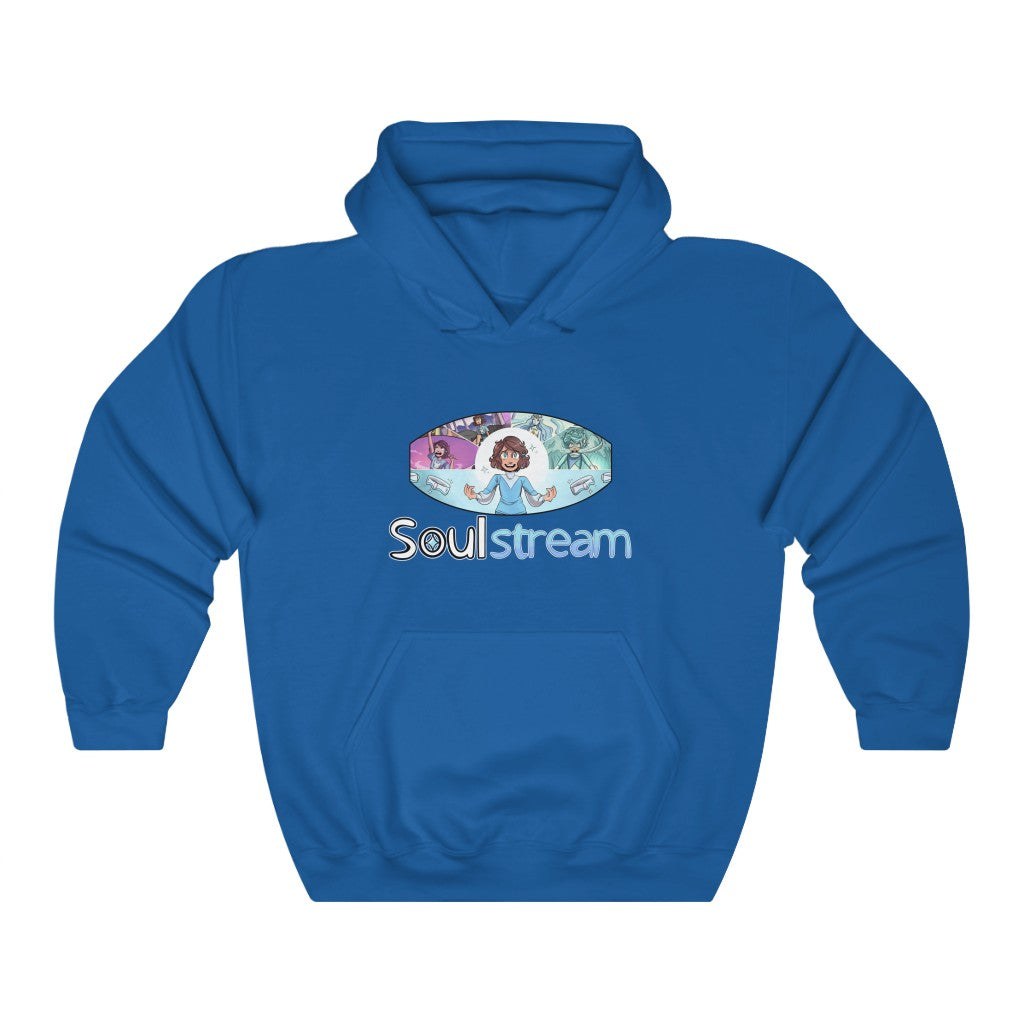 Soulstream (Soulstream Design) - Heavy Blend™ Hooded Sweatshirt