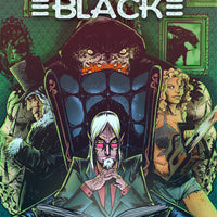 The Electric Black - Trade Paperback