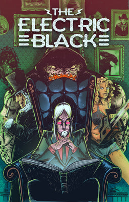 The Electric Black - Trade Paperback - DIGITAL COPY