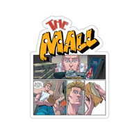 The Mall (Safe Design) - Kiss-Cut Stickers