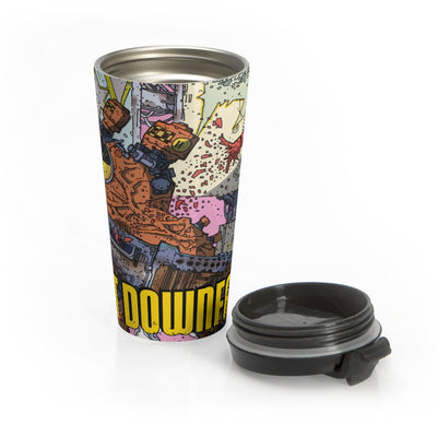 Sweetdownfall (Issue 2 Cover) - Stainless Steel Travel Mug