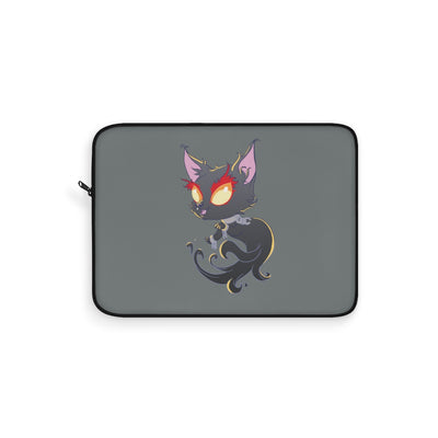 The Shepherd (Chibi Legio Design) - Grey Laptop Sleeve