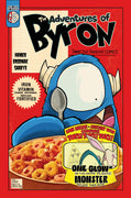 Adventures of Bryon - NYCC ASHCAN Preview