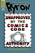 Adventures Of Bryon: Comic Capers #1 - Webstore Exclusive Cover