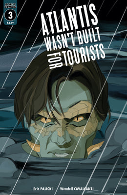 Atlantis Wasn't Built For Tourists #3 - DIGITAL COPY