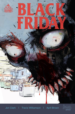 Black Friday #1 - Webstore Exclusive Cover