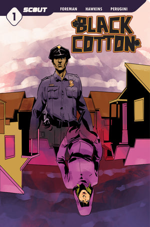 Black Cotton #1 - DIGITAL COPY