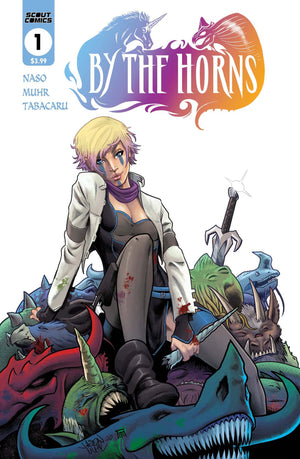 By The Horns #1 - DIGITAL COPY