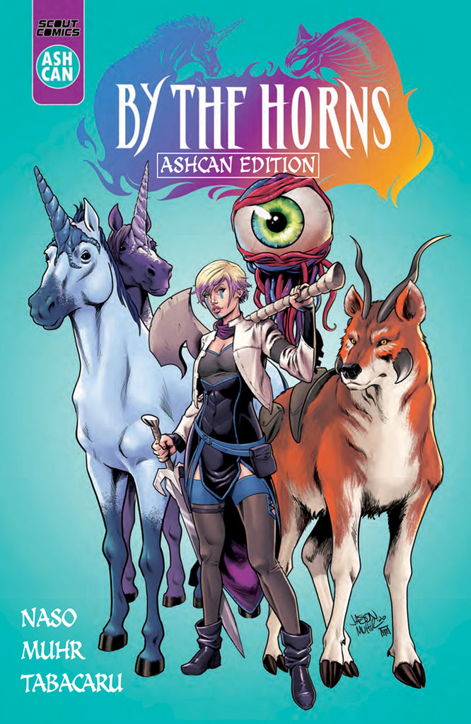 By The Horns - Ashcan Preview