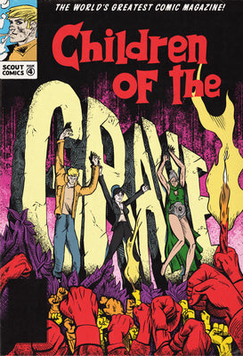 Children Of The Grave #4 - Sub Box Varianr Cover