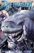 Metalshark Bro #1 - Webstore Exclusive Cover