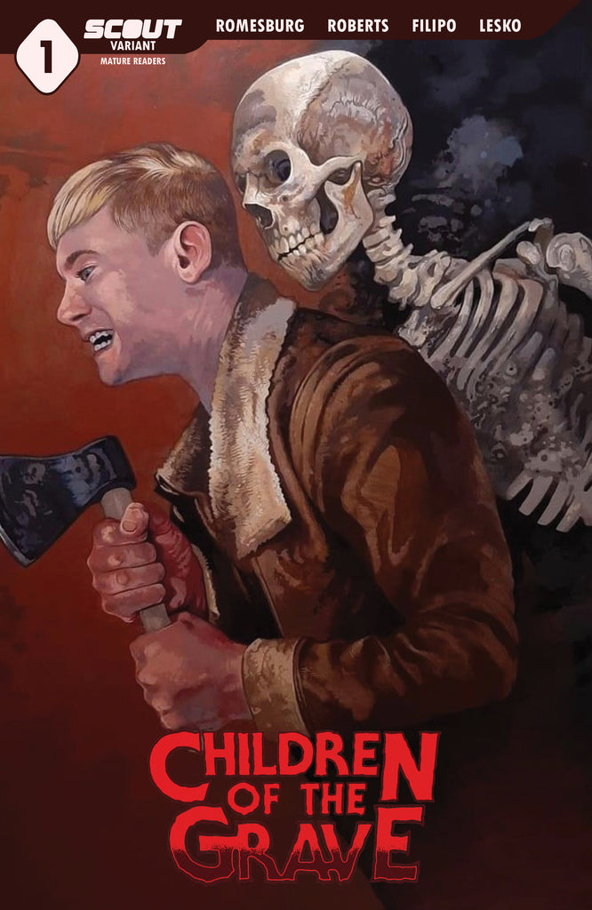 REVIEW: Children Of The Grave #1 – We Definitely Live In A Society 2