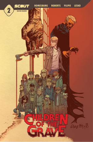 Children Of The Grave #2 - DIGITAL COPY