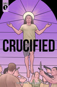 Crucified #1 - Webstore Exclusive Cover
